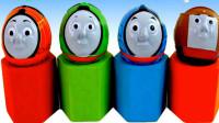 托马斯回家 托马斯小火车玩具视频.mp4