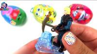 奇趣蛋佩奇公主超级飞侠海绵宝宝儿童玩具