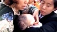 女婴被苹果砸伤案 涉案人已锁定