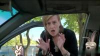 无头司机恶作剧: 不要怕上来吧免费, 就是来接你的!