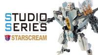 KL變形金剛玩具分享281 電影工作室系列 天王星/紅蜘蛛 STARSCREAM