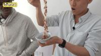 日本小哥教你正确吃纳豆, 一秒变恶心