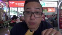 台湾老哥大陆吃早餐: 建议在大陆吃早餐一定要点春卷