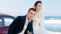 八卦:黄圣依杨子纪念婚纱照曝光 恩爱甜蜜
