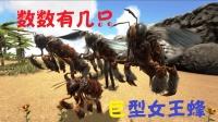 天铭 方舟 仙境 31 巨型女王蜂! 方舟生存进化 Ragnarok