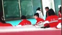 初中老师当众体罚女学生 25秒内连扇5个耳光