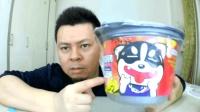 """试吃""""来自太空的自热火锅"""", 只需冷水15分钟就可以吃上火锅"""