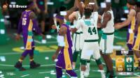 【布鲁】NBA2K18生涯模式:总决赛欧文三分绝杀!湖人vs凯尔特人!威尔斯复仇(68)