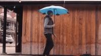 有了这把伞, 你再也不会在狂风暴雨中凌乱了