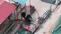 天津三男子撬共享单车车锁 警方10余小时将其抓获