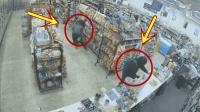 俩男子在超市买东西, 谁知无意之间竟救了老板的命!