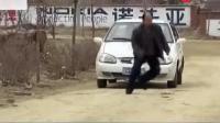 爆笑《乡村爱情》: 刘能开车追谢广坤, 真搞笑