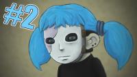 长头发是为了甩头?【俏皮脸】Sally Face 第一章 #2