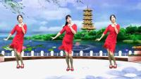 尹雪儿广场舞《爱发呆》视频制作: 小太阳