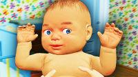 【屌德斯解说】 妈妈模拟器 世上竟有如此搞笑的妈妈卡在了门里!