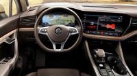 干掉宝马X5?2018全新一代大众途锐内外展示Touareg Volkswagen