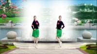 建群村广场舞水兵舞风格《乌篷船》编舞简画2018年最新广场舞带歌词