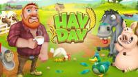 卡通农场试玩, 为了2个鸡蛋去趟幼儿园值吗? 小宝趣玩Hay Day
