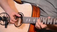 同频加振拾音器 吉他界的黑科技产品 卡马F1-D