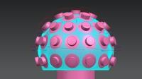 超级球型联动路径(UG编程)