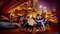 超火的《just like this》舞蹈版,帅气爆发! #这就是街舞#