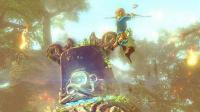 【逍遥小枫】最终回忆,硬刚守护者石头人白斑人马   塞尔达传说: 荒野之息#91