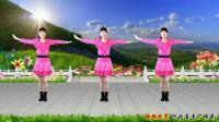 经典广场舞《自由飞翔》大气豪迈, 凤凰传奇演唱, 16步轻轻松松学会