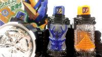 【玩家角度】DX 麋鹿满瓶 金字塔满瓶 套装 假面骑士BUILD