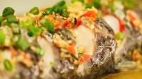 湖南特色美食过江鱼, 家里宴客可以露一手的硬菜
