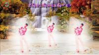阳光美梅原创广场舞《晚秋》2-古典舞-编舞: 美梅-最新广场舞视频