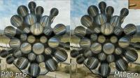 华为新老机皇摄像头对比, P20 PRO 和MATE 10 PRO 的碰撞