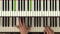 《离人愁》钢琴弹唱教学, 钢琴小白找到5组音, 轻松钢琴弹唱《离人愁》。