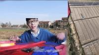 将手机绑在风筝上做一个简易无人机可以挑战成功吗? ? ?