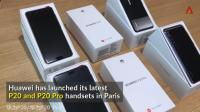 华为P20/P20 Pro开箱上手, 对比iPhoneX拍照发现差这么多!