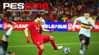 【LRTINTER】实况足球2018 #022 联机对战 上海上港vs比利时 PES2018