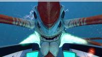 【舍长制造】深海迷航(Subnautica) 通关生存08 进入极光号!