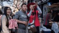 韩国人在中国旅游, 看到中国人的生活, 连连表示不可思议