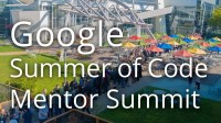 Google Summer of Code 2013 Mentor Summit
