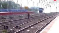 """印度测试最新""""尘土""""高铁, 让人大跌眼界。"""