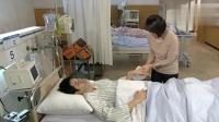 家门之光江石陷入昏迷, 丹雅在医院无微不至的照顾他