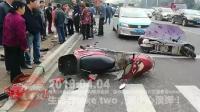 交通事故合集20180404: 每天10分钟车祸实例, 助你提高安全意识。