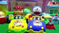 猪猪侠多啦a梦 托马斯和他的朋友们 小汽车的用途 儿童益智玩具