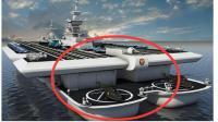 大快人心, 中国欲建18万吨级双体航母, 打破老美世界第一的美誉