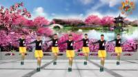阳光美梅原创广场舞【曼丽】水兵舞风格32步-编舞: 美梅2018最新广场舞视频