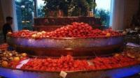 北京最贵的自助餐, 626元一位, 鲜果汁酒水另点还要钱