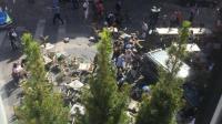 德国货车冲撞人群造成多人死伤后饮弹身亡