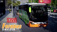 【LRTINTER】【直播录像】长途客车模拟 #088 走进奥地利 Fernbus Simulator