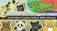 Roblox75 蜂群模拟器, 小蜜蜂们好可爱! 小宝趣玩虚拟世界