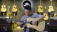 卡马杯第一届全国原声吉他大赛 参赛视频录制示范 指弹