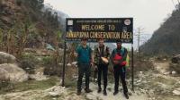 2018年尼泊尔之旅 第二集 徒步ABC(上)
